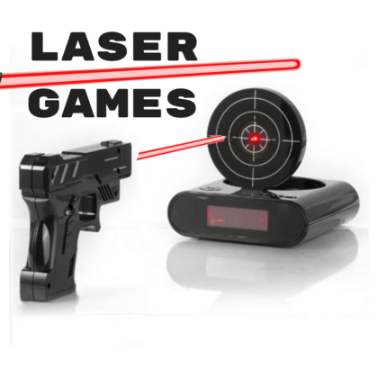 Laser Game For Children to Play Indoor