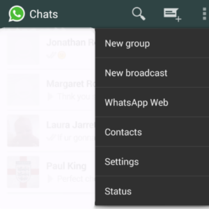 How to activate Whats App payment?